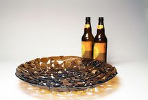 fused glass / by Rhonda Ennever