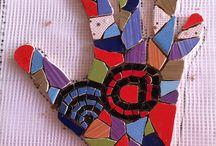 mozaik / cam mozaik