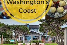 Wander the Pacific Northwest / Explore the Pacific Northwest in the USA, including Washington and Oregon