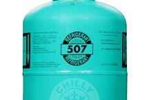 Cheap R507 Refrigerant Freon at Chilly Air / Check out Chilly Air's unbelievable prices and get your big savings on R507.  Chilly Air, LLC holds a complete line of common refrigerant Freon products used in the market today.