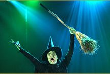 ch | elphaba thropp / [ are people born wicked? or do they have wickedness thrust upon them? ]                 +wicked // broadway