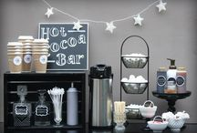 Hot choc bar