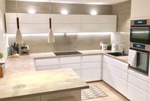 Nápady - kuchyně a obývací pokoj