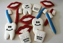 Biscotti cake dentista