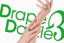 Drape & Dazzle Rings