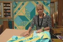 video quilter