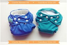 Charlie banana brand cloth diaper  / by Ashley Young