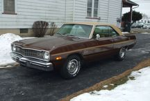 Used 1973 Dodge Dart Swinger for Sale ($12,995) at Schnecksville, PA / Make:  Dodge, Model:  Dart Swinger, Year:  1973, Body Style:  Coupe, Exterior Color: Brown, Interior Color: Offwhite, Doors: Two Door, Vehicle Condition: Excellent,  Mileage:1,000 mi, Engine: 8 Cylinder, Transmission: Automatic, Fuel: Gasoline, Drivetrain: 2 wheel drive.  Contact:  610-799-2695   Car Id (56728)