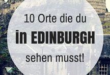 travelling Edinburgh