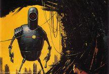 Science fiction retro