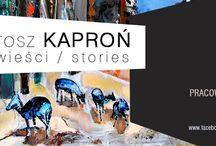 Przyjrzyj się OPOWIEŚCIOM Bartosza Kapronia / WERNISAŻ: 14 marca (piątek) 2014, godz. 19:00, CZAS TRWANIA WYSTAWY: 14.03-07.04.2014 r. -Do Pracowni pod Baranami -WSTĘP WOLNY http://artimperium.pl/wiadomosci/pokaz/189,przyjrzyj-sie-opowiesciom-bartosza-kapronia#.UxZtEPl5OSo