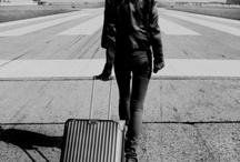 'A Seyahat - Uçak Bavullar'