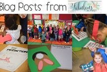 Blog Posts by Fabulous in First / Educational Posts