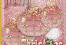 Rosarote Weihnachten