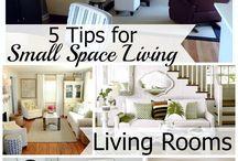 home organizing ideas / keeping things tidy & organized