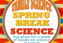 Spring Break Science / Suggestions for hands-on #science projects and activities to give spring break a healthy science kick! / by Science Buddies