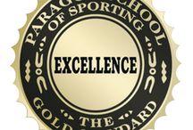 Paragon School of Sporting- Graphics