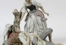 FIGURINES  &  SCULPTURES / by Proud Mother of a Fallen Navy Seal - R.I.P. Alexander Ghane