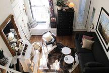Living Rooms / by Maureen Lyne
