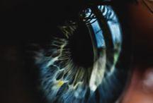 Eyes♥ / Na lidech jsou oči jediná věc kterou mám ráda jediná věc na člověku která říká pravdu jediná věc na člověku která nedokáže skrýt city.