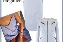 Wiosenne inspiracje! / Kolekcja wiosna - lato 2015, dla zdecydowanych, nowoczesnych kobiet w rozmiarze +