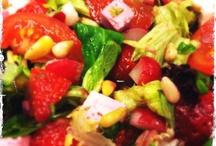 Salades / by moeder de gans