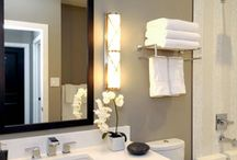 Bathrooms / by Jenn Roney