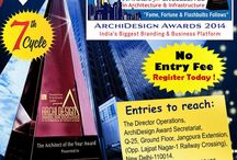 Register Now to win ArchiDesign Awards