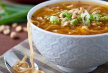 Diet Food / Healthy foods but aren't completely paleo. / by Jen Iwata