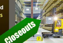 Closeouts and Department Store Returns - A+ List