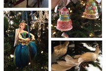 Christmas Decorations / Latest decoration styles and beautiful in-home shots.