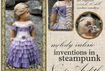 Stunning American Girl Doll Clothes / by BuzzinBea