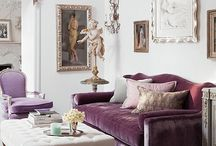 Purple Living / Dining Rooms & Accessories