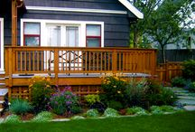Home - Raised Deck Landscape