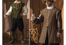 historisches kostüm
