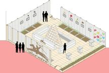 TEMPORARY SHOP / #Exhibition Design