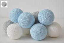 cotton balls / https://www.facebook.com/Magia-Zali-172003122972306/?fref=ts