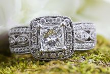 Bridal Alabama Wholesale Diamonds / Beautiful bridal jewelry / by Tessa Stack