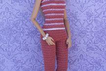 Bekleidung für Barbie
