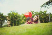 Ensaio Familia Dia das Mães