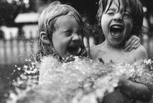 Good moments / #kids #famouspeople#earth #bw #beatiful
