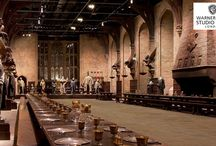 Harry Potters Studios and Author tours / Stay and entertainment