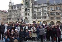 Dachau e Monaco di Baviera - Gennaio 2012 / Viaggio a Dacahu in memoria dell'olocausto e a Monaco alla scoperta dell'allegra città bavarese: Tour promosso dalla biblioteca di Alzate Brianza 21 - 22 gennaio 2012