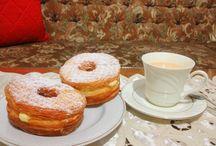 Vanilla cronut for afternoon snacks ☕️ happy tummy everyone ! / Vanilla cronut for afternoon snacks ☕️ happy tummy everyone ! #cronut #snacks #vanilla #vanillacronut #happytummy #letseat #sweetsnacks #snackidea #cronutidea #cronutrecipes