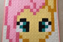 Crochet | Pixel / pixel crochet pattern patterns pixels graph crochet