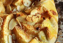 Tarte aux pommes rustique