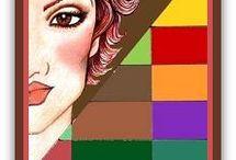 Toamna inchisa (Deep / Dark / Shaded Autumn) / Explicatiile pozelor din album le gasiti pe Chic Book, Blog de culoare si inspiratie. Chic Book: Read the Book, get the Look. www.ChicBook.ro