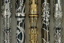 Quirky and Ornate Pens