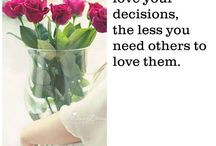 Flowers and Quotes / Don't forget that there are some people that deserve to be given the blossoms of your soul.
