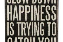 Happiness! !